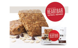 Corzaonas Heartbar Oatmeal Squares