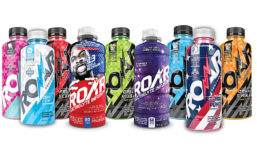 Coconut water-based isotonic drinks