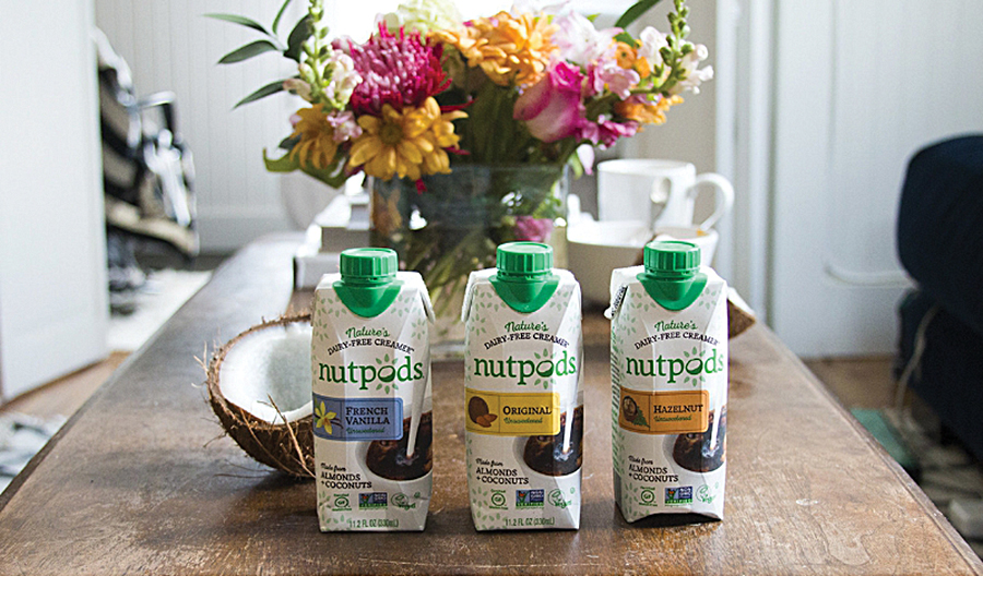 Green Grass Foods Inc.'s new nutpods line of dairy-free creamers