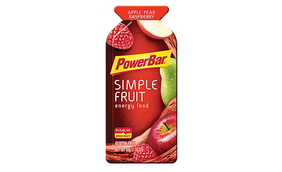 PowerBar Simple Fruit Energy Bar