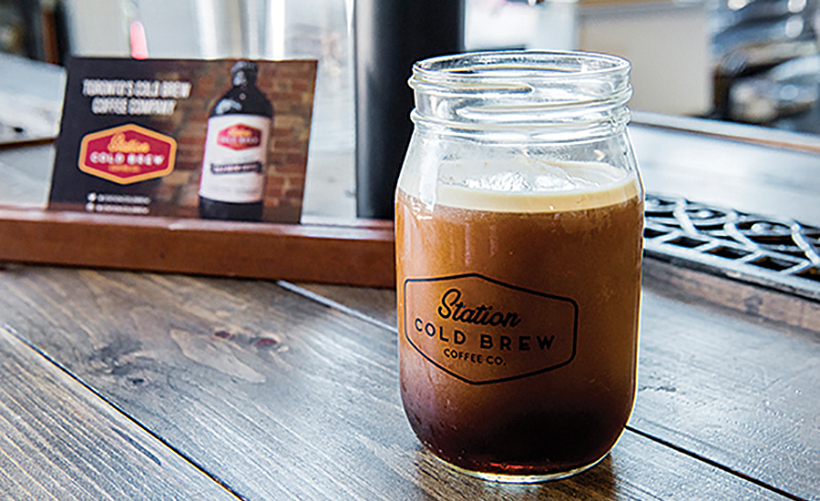 Fast growth led Toronto's Station Cold Brew to invest in a dedicated coffee brewery