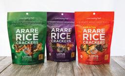 Lotus Foods Arare Rice Crackers