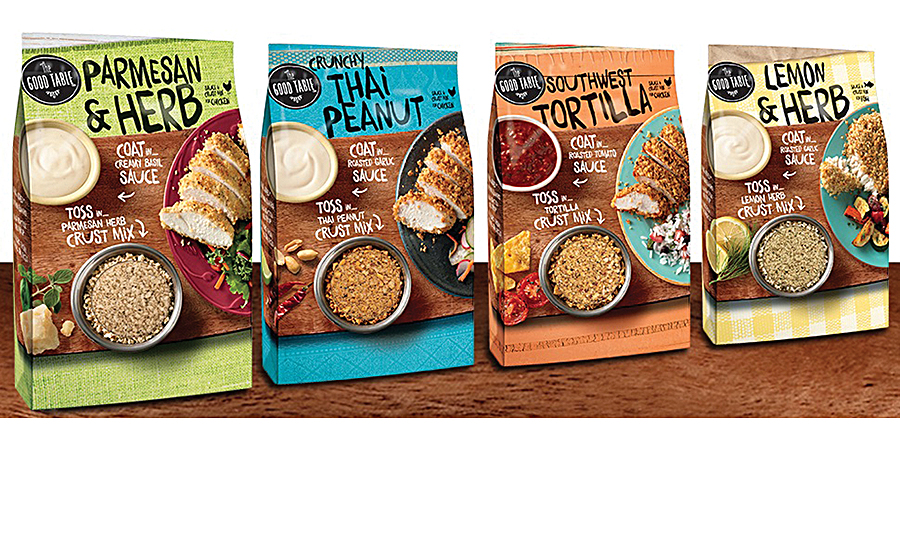 Meal kits from General Mills