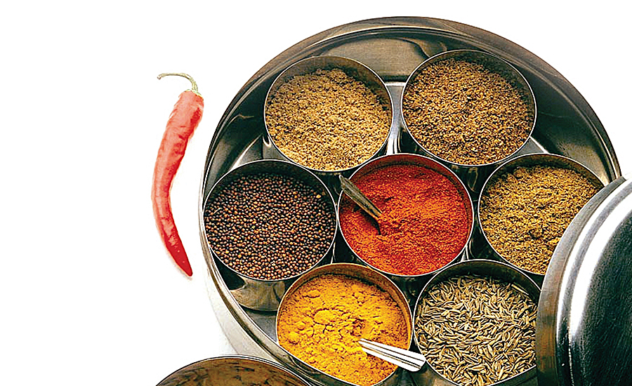 Spices and herbs are becoming more central to today's food product development and innovations