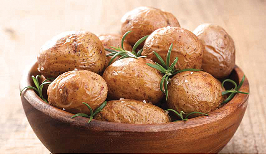 Potatoes and other earthy comfort foods match well with the distinct flavors of oils from nuts and seeds