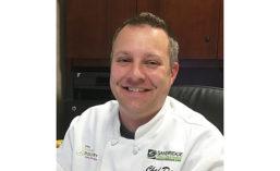 Dan Zakri, Director of New Product Development, Sandridge Food Corp.