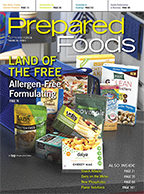 Prepared Foods September 2016 Cover