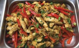Schwan's Chicken Stir Fry