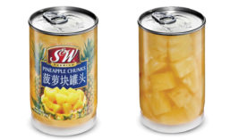 Delmonte Transparent Packaging