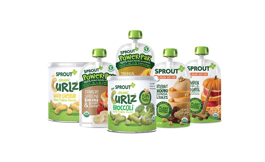 Sprout Baby Puree