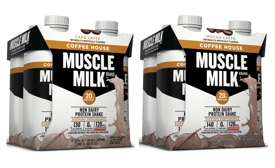 Coffee House Muscle Milk