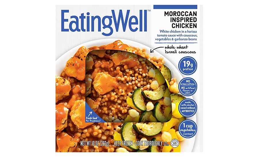 Eating Well frozen meal