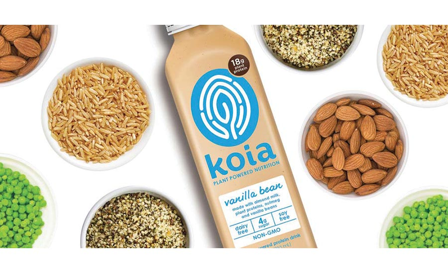 Koia plant-based protein drink