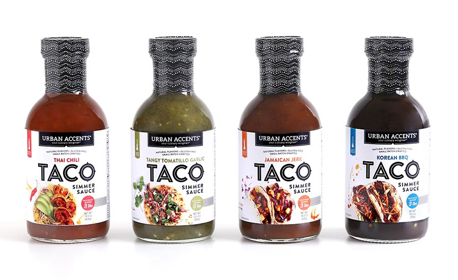 Taco Simmer Sauces