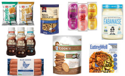 New Retail Food and Beverage Products