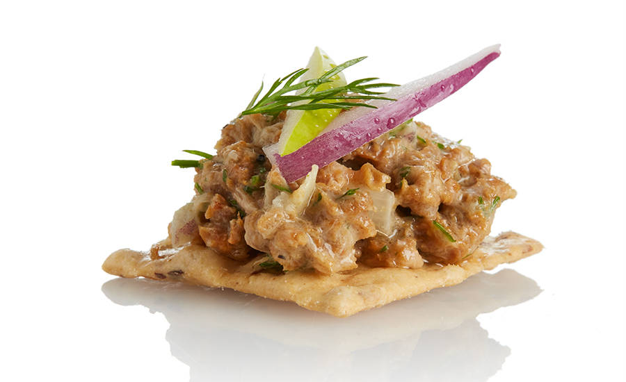 "Plant-based ""Toona"" Replicates the Texture of Tuna Fish"