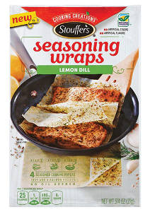 Stouffer's Seasoning Wraps