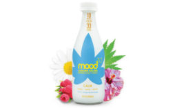 Mood33 Cannabis Infused Sparkling Tonic