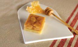 Eli's Cheesecake Honey-Sweetened Florentine Honey Almond Bar