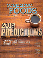 Prepared Foods December 2018 Cover