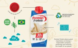 "Premier Protein ""Earth First"" Packaging"