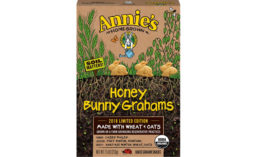 Annie's Homegrown Honey Bunny Grahams