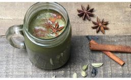 Smoothie with Moringa