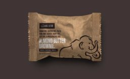 Base Culture Almond butter Brownie