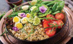 Quina Salad Bowl