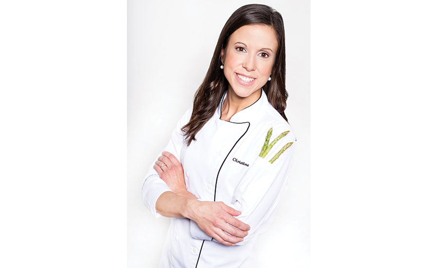 Christine Farkas of IHeartFood Consulting
