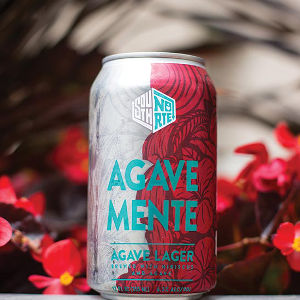 Agavemente Lager with Hibiscus and Agave