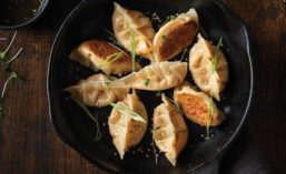Miso Potato Pot Stickers