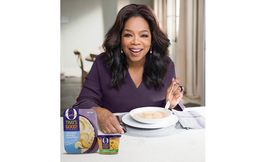 Oprah and O, That's Good Soup