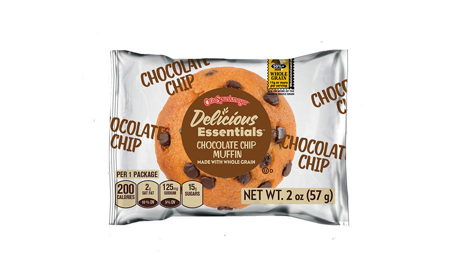 Otis Spunkmeyer Delicious Essentials Muffin Line