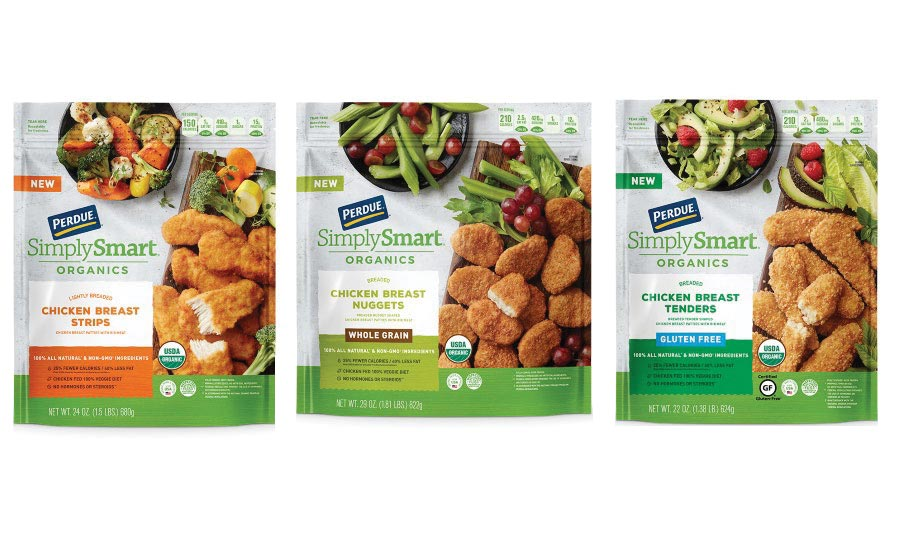 Perdue Simply Smart Organics Chicken Products