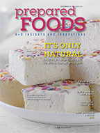 Prepared Foods October 2018 Cover