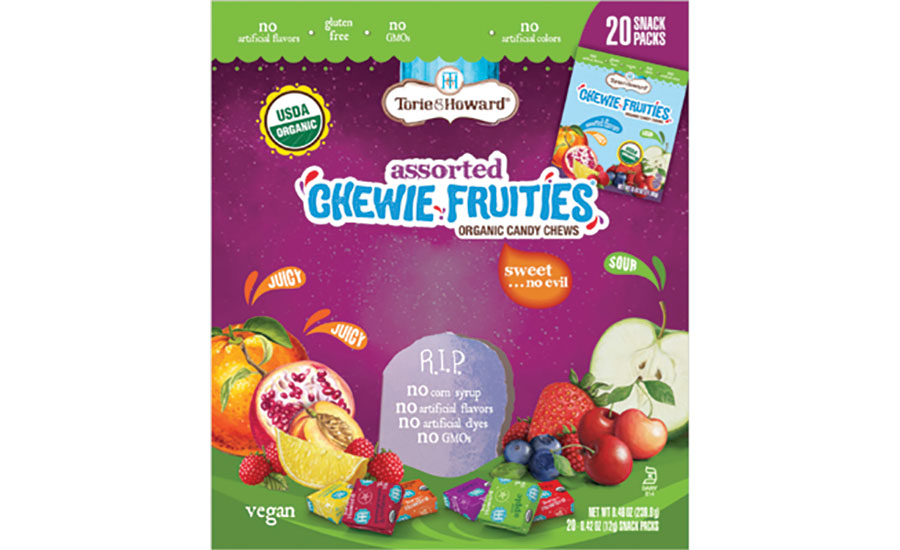 Torie & Howard Chewie Fruities Chews