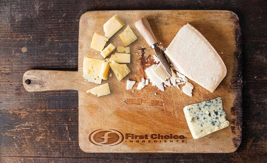 FCI Cheese Board