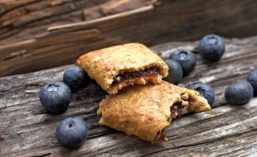 Blueberries and Blueberry Bar
