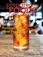 Prepared Foods August 2019 Cover
