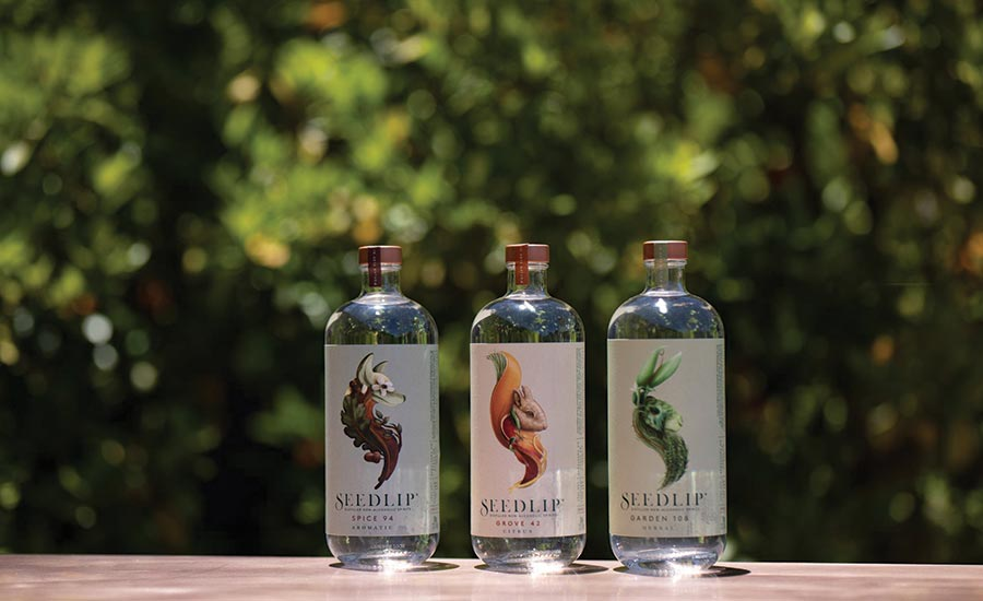 "Seedlip Ltd. Non-Alcoholic ""Mocktails"""