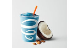 Jamba Vanilla Blue Sky Smoothie