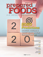 Prepared Foods December 2019 Cover