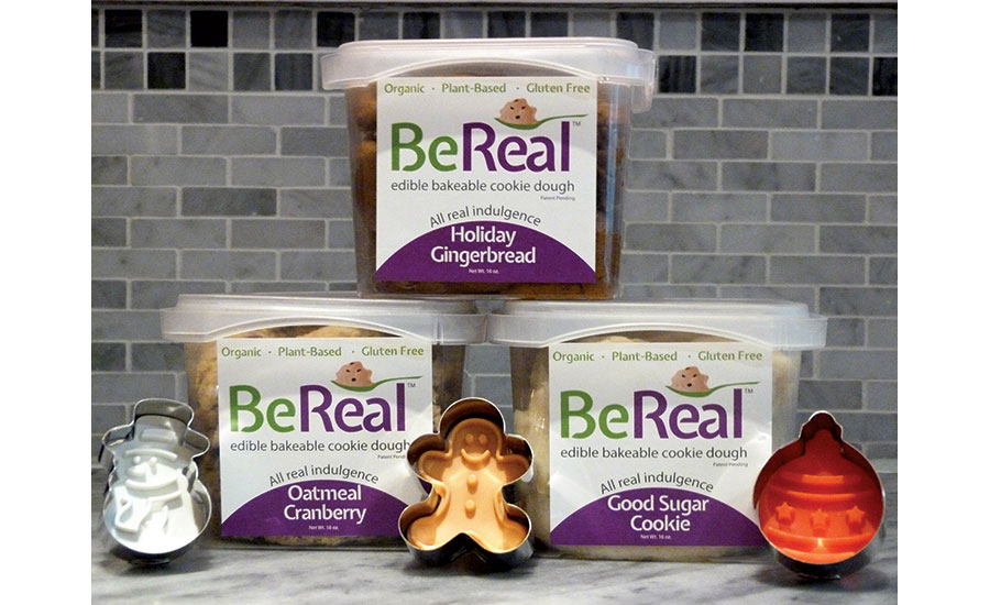 BeReal Edible Bakeable Cookie Doughs
