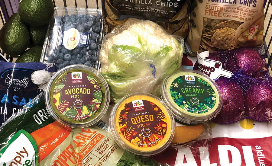 Good Foods Group Snack Dips