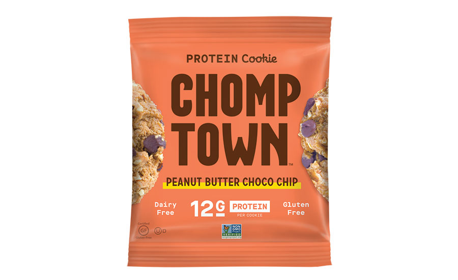 Chomptown Plant-based Protein Cookie