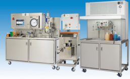 Small-scale Machinery for Fluid Product Developers