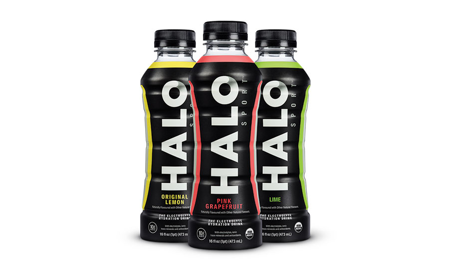 Halo Lifestyle Sports Drinks