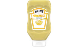 Heinz MayoMust Combines Mayonnaise with Mustard
