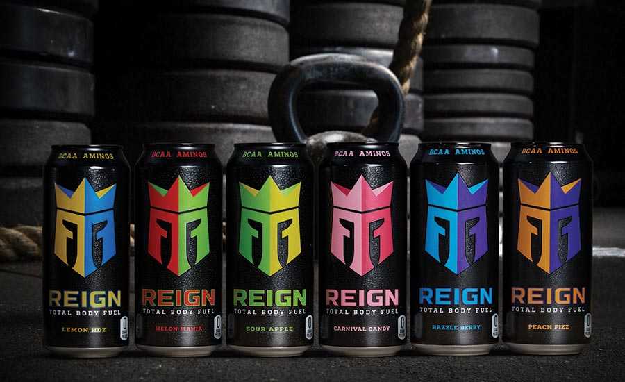 Monster Energy REIGN Total Body Fuel